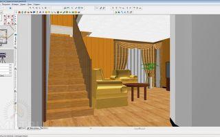 ТОП-5 программ для самостоятельного создания дизайн-проекта