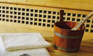 Баня или сауна в своем доме