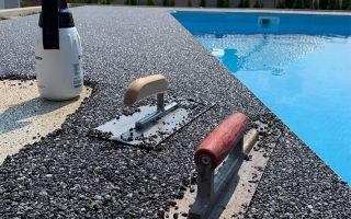 Каменный ковёр— где используется икак сделать своими руками