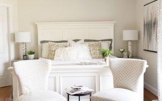 Оттенок сёдзи-белый— популярный выбор для оформления интерьера