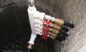 Строительство иоборудование технического водопроводного колодца