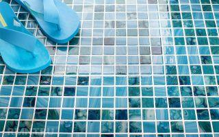 Стеклянная плитка: особенности, плюсы иминусы