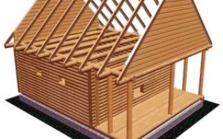 Технология строительства каркасной бани