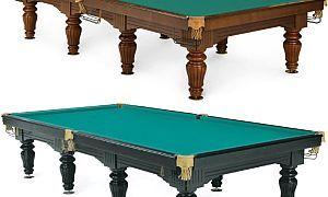 Как выбрать бильярдный стол