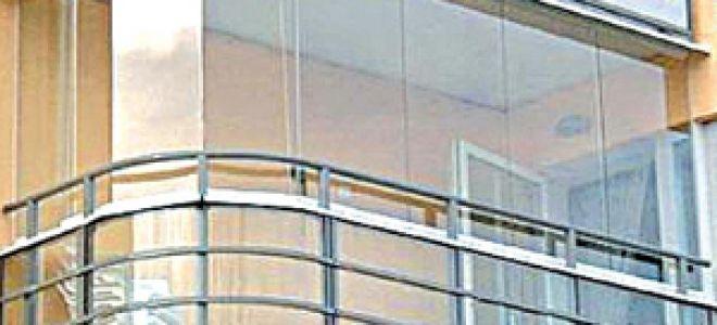Остекление балконов и лоджий. Часть 2