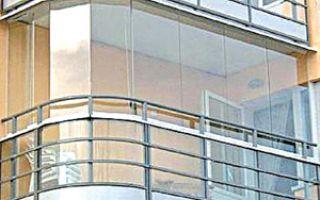 Остекление балконов и лоджий. Часть 1