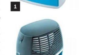 Осушители воздуха — обзор