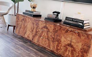 Каповая древесина: уникальный материал для эксклюзивной мебели