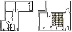 КОПЭ-«Парус» (трехкомнатная квартира)