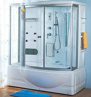 Что купить - ванну или душевую кабину, или и то, и другое вместе? Ответ этот вопрос зависит, прежде всего, от индивидуальных особенностей вашей ванной комнаты, а также от привычек и уклада жизни членов семьи.